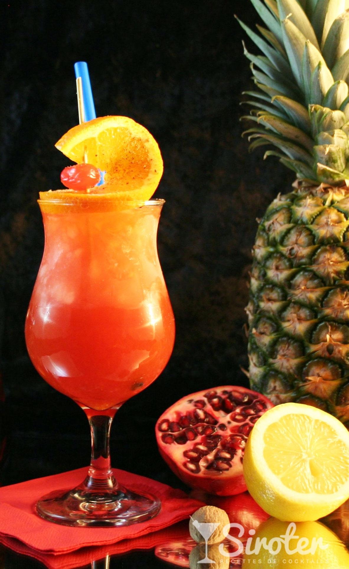Cocktail killer bee punch recette pr paration et avis for Site de cocktail