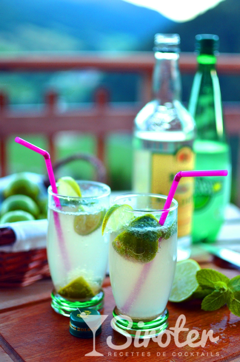 Cocktail mojito recette pr paration et avis for Cocktail preparation