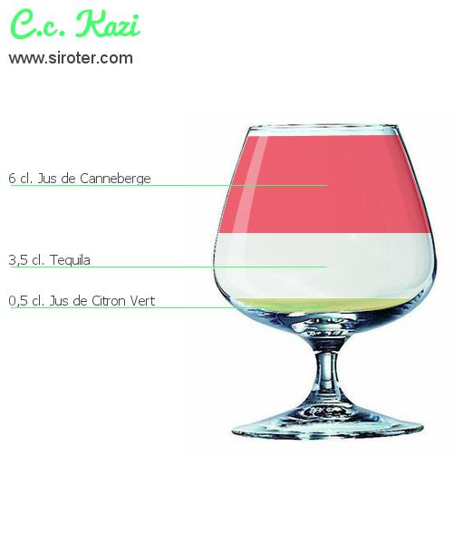 Cocktail C.c. Kazi : Recette, Préparation Et Avis