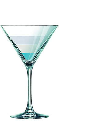 Cocktail BLUE SHARK
