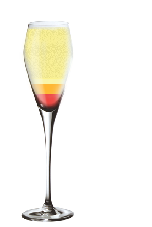 Cocktail CHAMPAGNE COBBLER