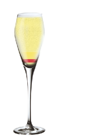 Cocktail CHAMPAGNER DAISY