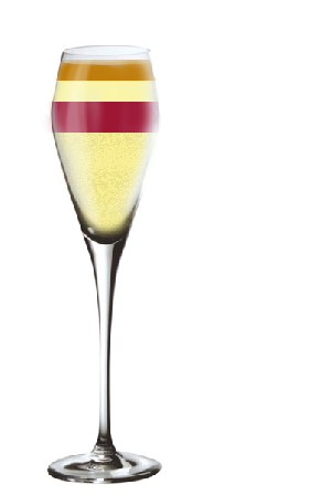 Cocktail DIAMOND FIZZ