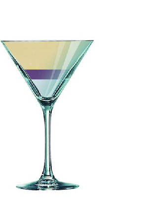 Cocktail LADY VIOLET