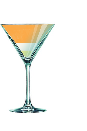 Cocktail ORANGE VELVET