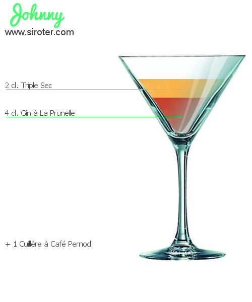 Cocktail ROYAL