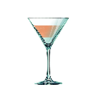 Cocktail Cotini (Cognac - Martini)
