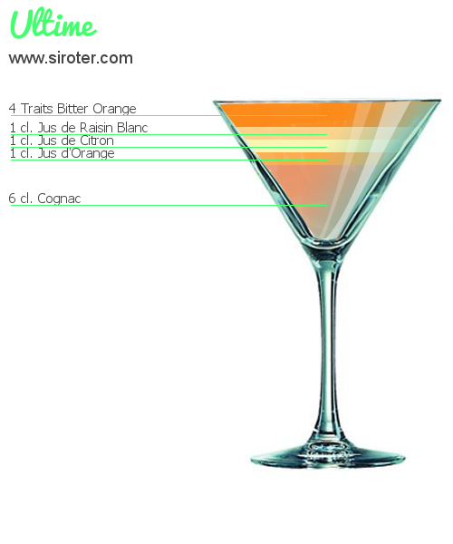 Cocktail ULTIME